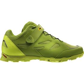 Mavic XA Elite Shoes Unisex Lime Green/Safety Yellow/Black